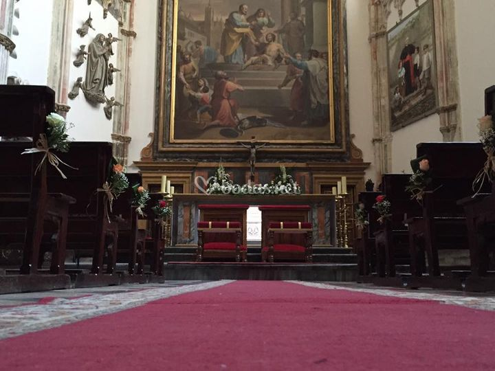 San Pedro, Catedral de Toledo