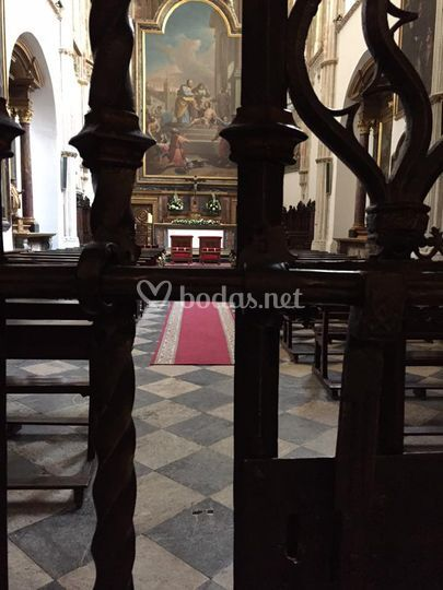 San Pedro, Catedral Toledo