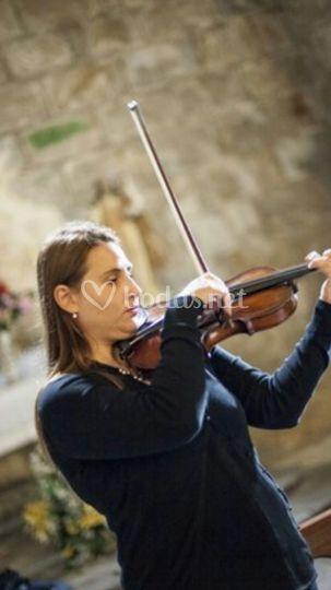 Violín solista
