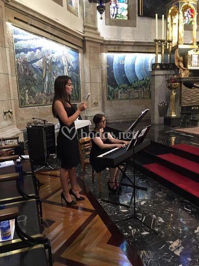 Duo de soprano y piano