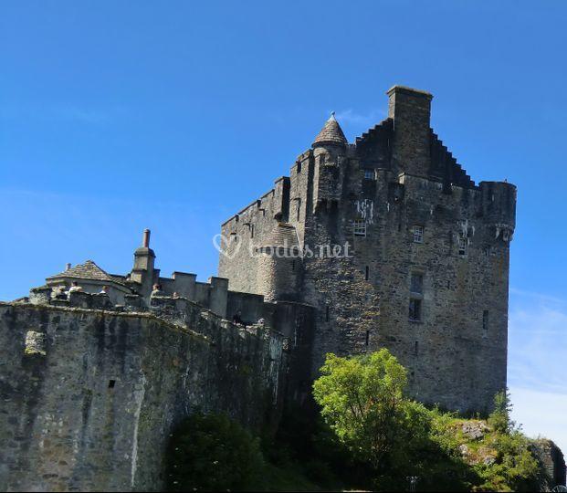 (Escocia) - Castillo Eilean Donan