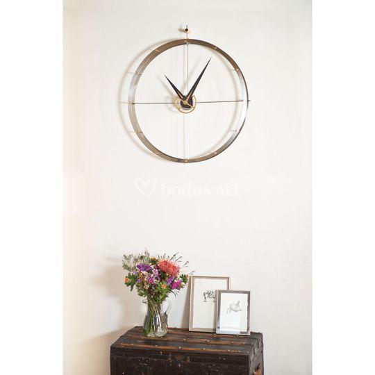 Reloj Doble O de Nomon