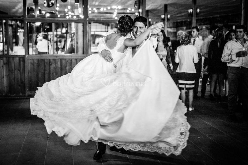Un baile muy especial