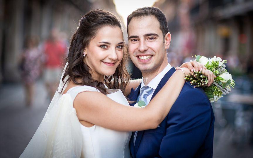 Javier y Laura