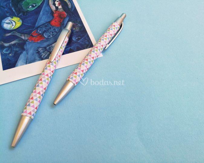 Regalo de bolígrafos