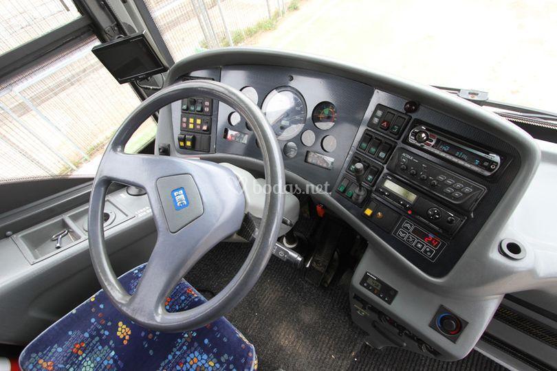 Espacio del conductor