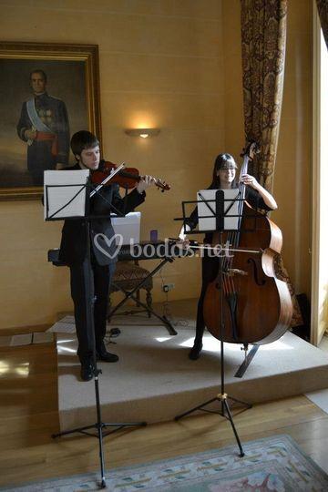 De boda en el ayuntamiento de Segovia