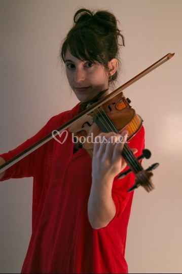 Marina, violín