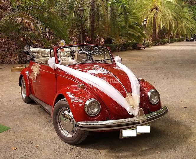 VW Beetle Cabrio Karmann 1970