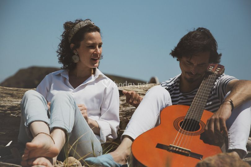 Lucía y Jacobo