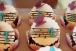 Cupcakes musicales