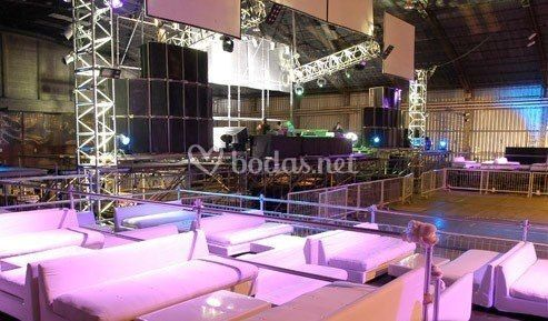 Zona VIP Concierto