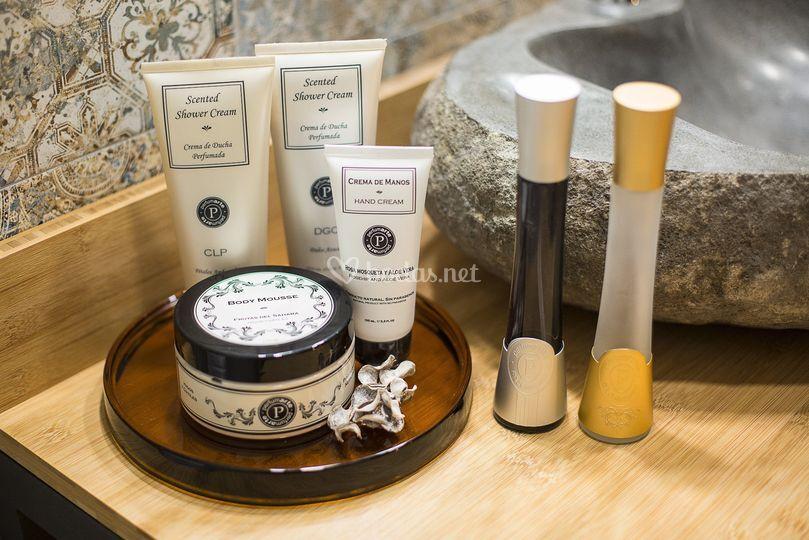 Cosmética y perfumería