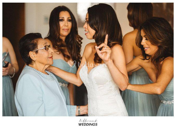 Differentweddings