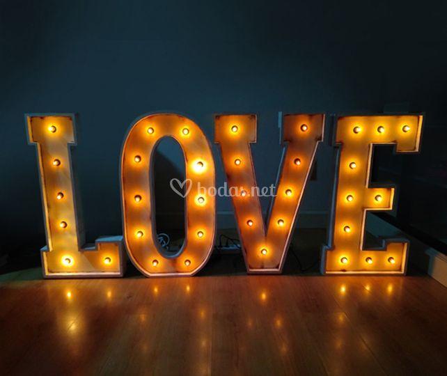 Letras de alquiler - Love