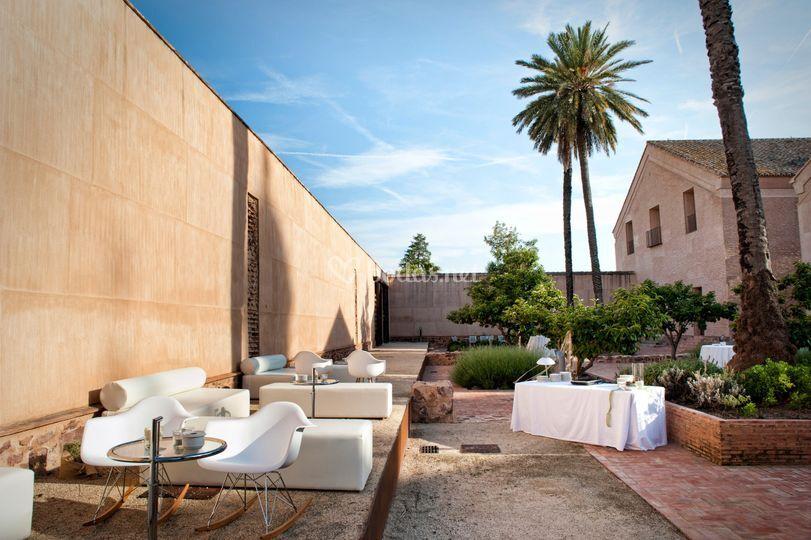Aperitivo Jardín Mediterráneo