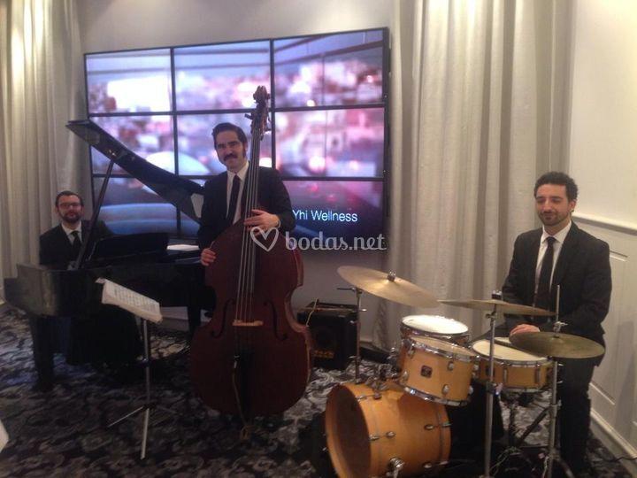 Música Jazz para bodas
