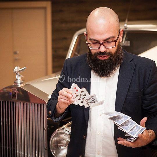 Chavini Magic Show