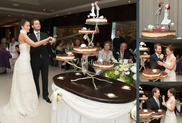 El momento de la tarta