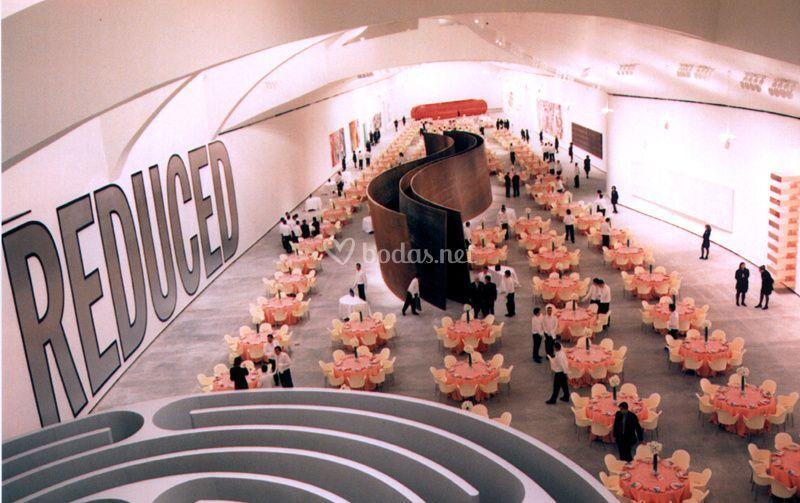 Inauguración Guggenheim
