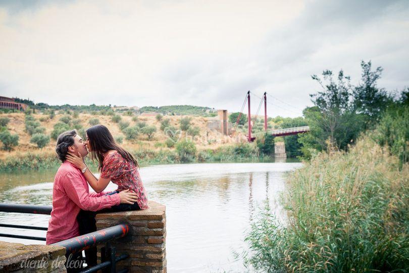 Tarde en el río