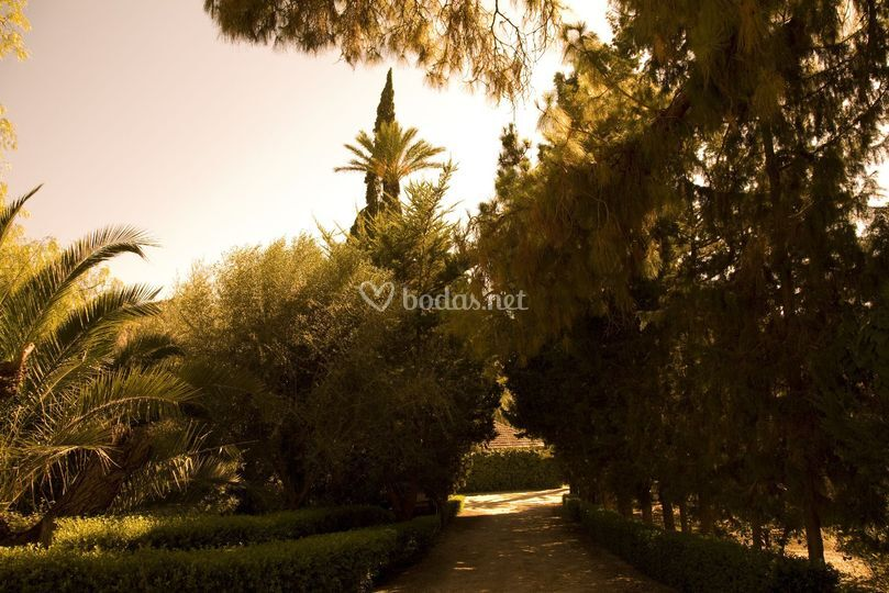 Parque de la marquesa gourmet catering espacios for Jardines espectaculares