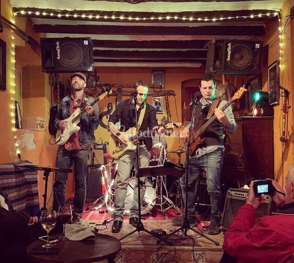 Grupo de rock de USA