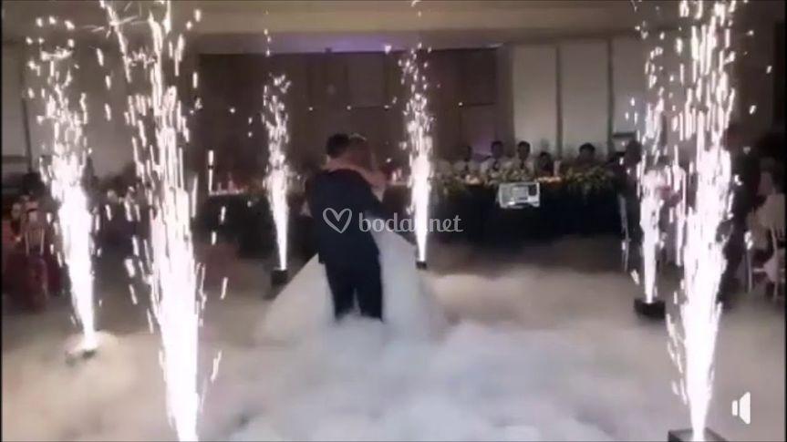 Chispas para bodas