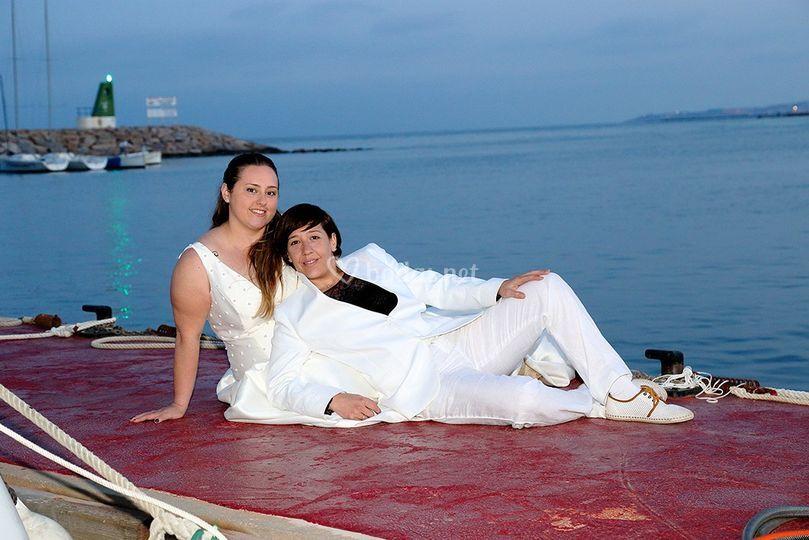Mayka y Vanesa