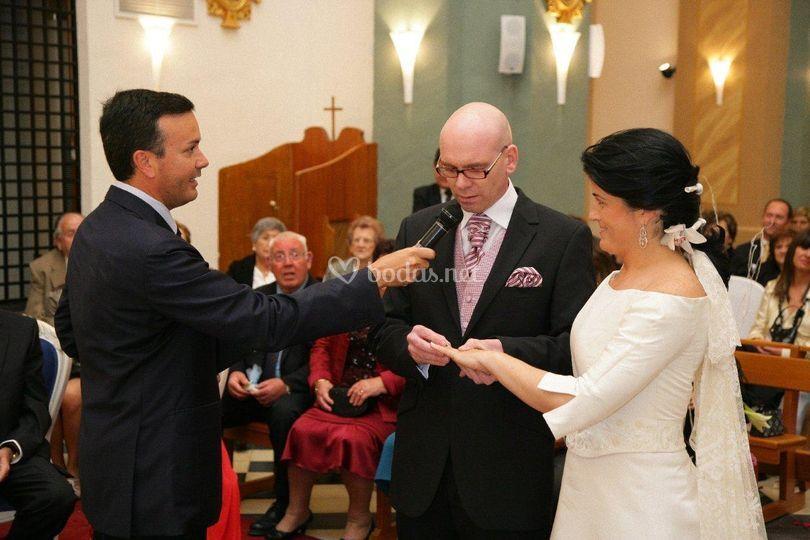 Ceremonia anillos