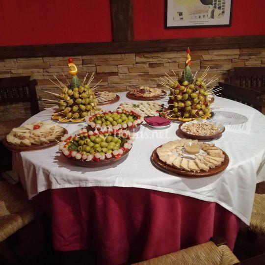 Rincón de olivas