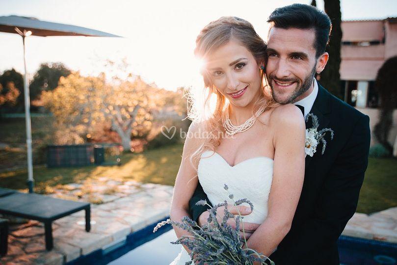Sara y Marcello