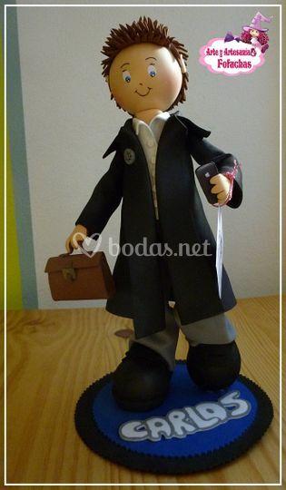 Fofucha abogado handmade