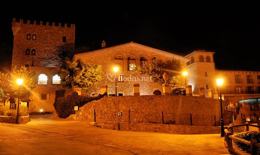 Figuerola Resort Iluminado