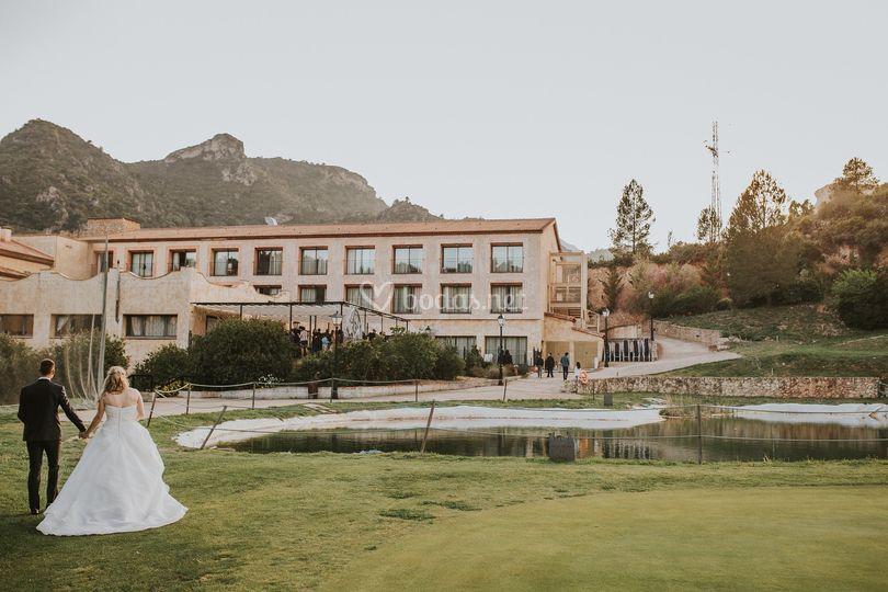 Vistas Hotel La Figuerola