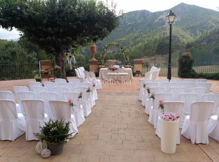 Ceremonia de tarde