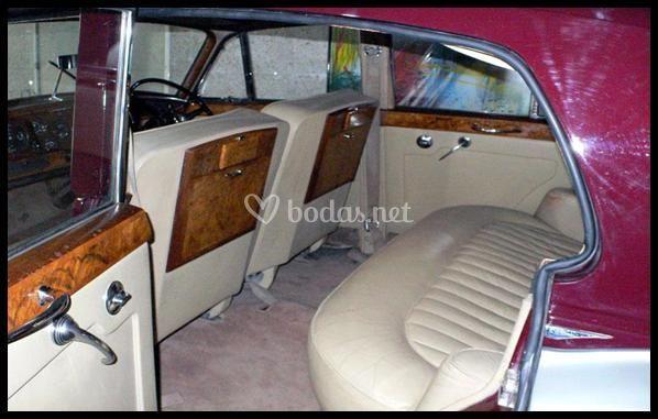 Bentley S2 Interior Beige