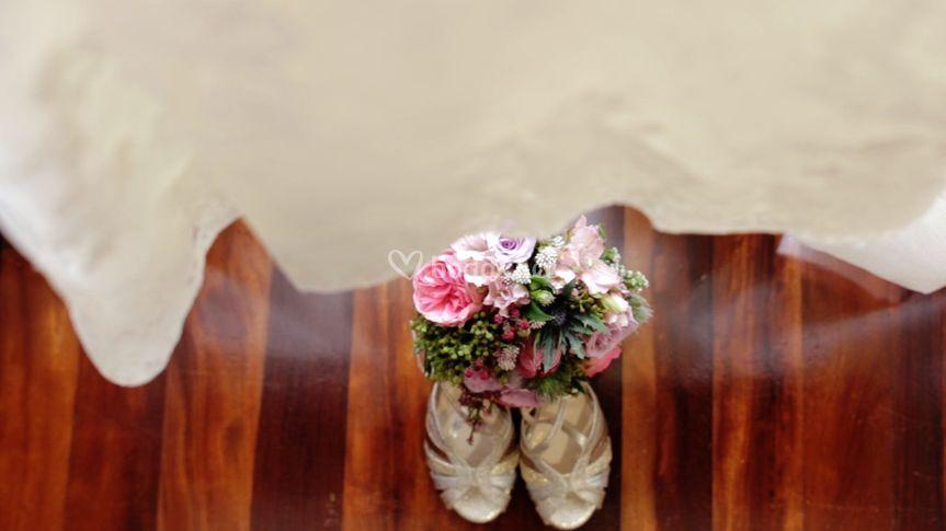 La boda de Cris