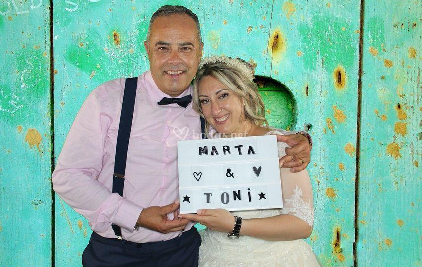 Marta & Toni