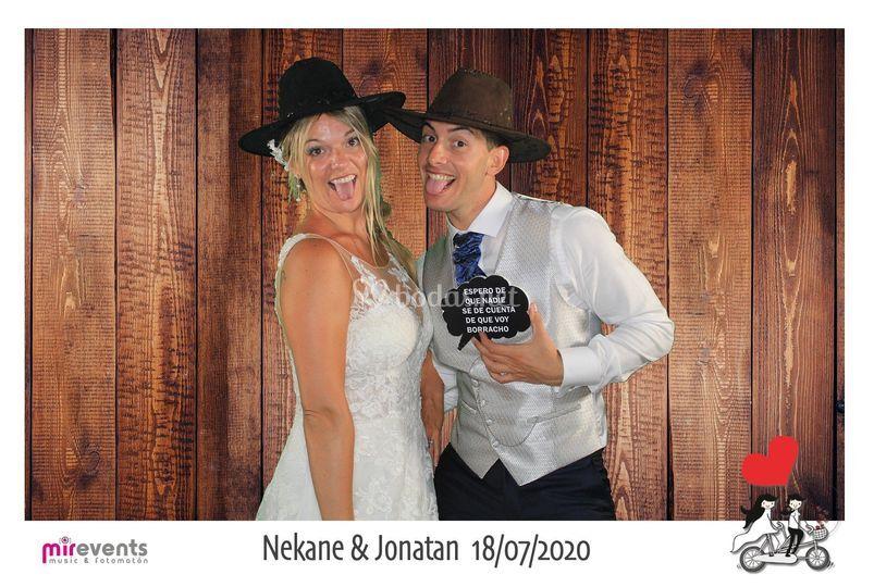 18-07-20 Nekane & Jonatan