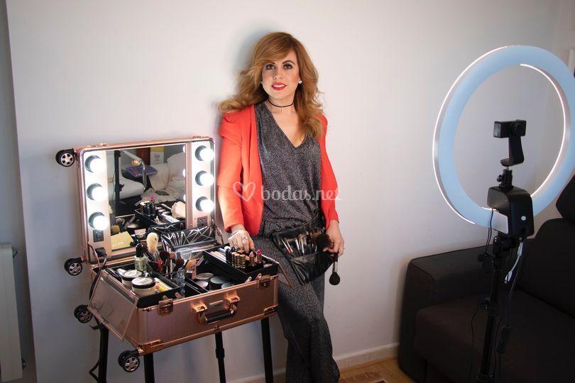 Jazmin Dominguez Makeup