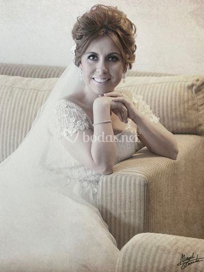 Jazmin Dominguez Makeup Hair