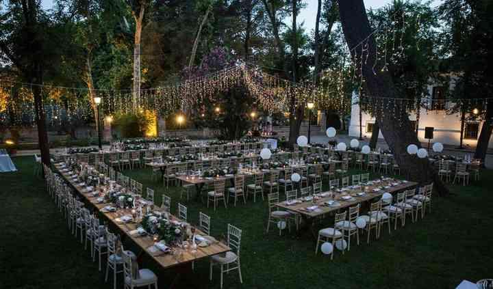 Cenas en el jardín