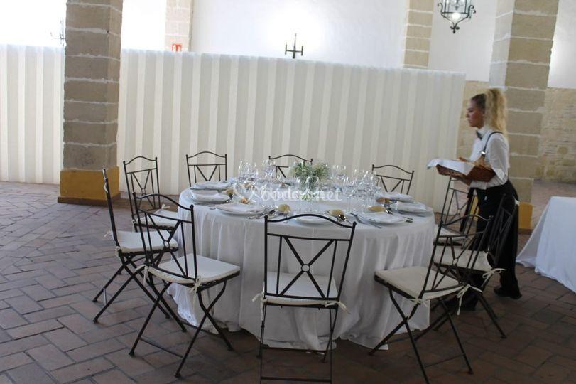 Preparativos para la boda