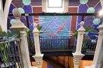 Escalera interior donde celebrar ceremonias civiles de Abba Palacio de So�anes