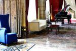 Detalle del hall de Abba Palacio de So�anes