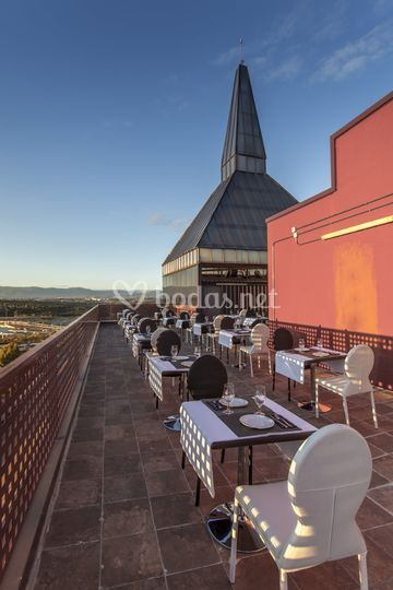 Hotel dome madrid - Atico las tablas ...