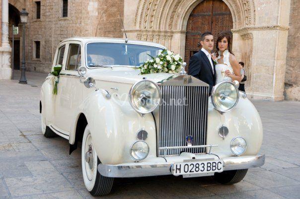 Alquiler coches clásicos