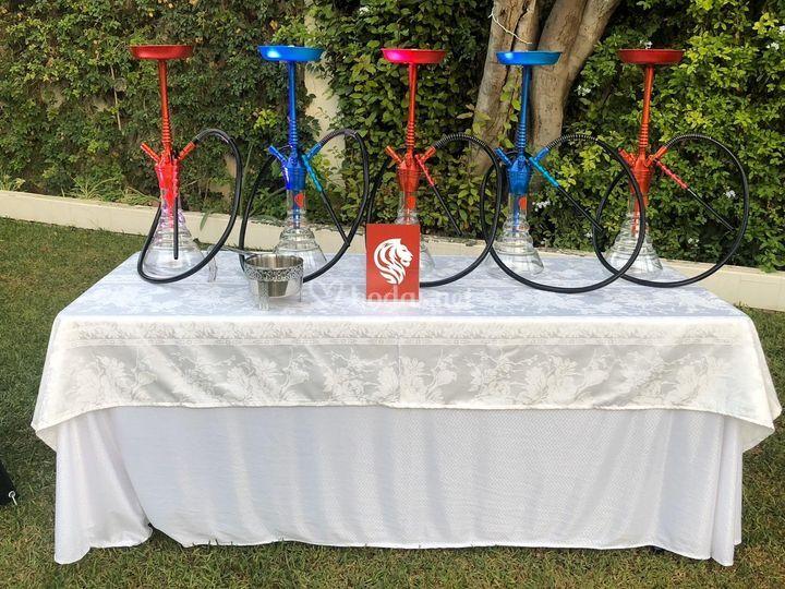 Catering en bodas