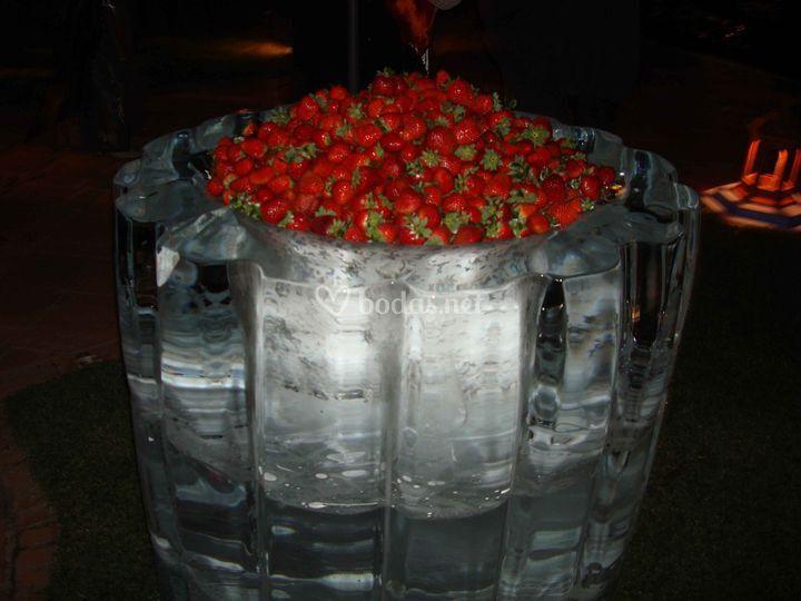 Centro de fresas